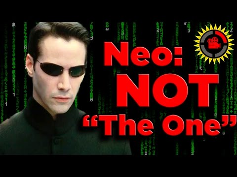 Film Theory Neo ISN T The One in The Matrix Trilogy