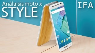 Motorola Moto X Style | Análisis en Español