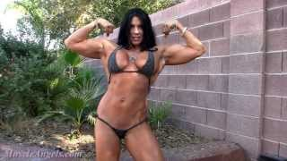 MA promo214 archives. Muscular women from http://muscleangels.com member's area.