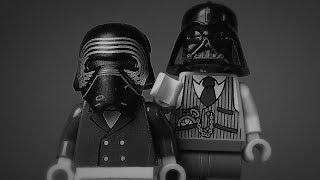 Lego Star Wars: Grandpa Vader and Kylo Ren (Feat. AKPstudios)