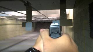 Firearms Training - Point of aim:Point of impact