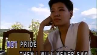 Never Ever Say Goodbye - Video Karaoke (Precision) - Minus One