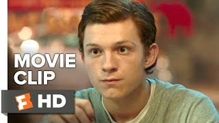 Spider-Man: Homecoming Movie Clip - Too Larby (2017) | Movieclips Coming Soon