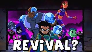 ORIGINAL Teen Titans Season 6 is Likely Happening