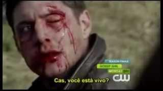Supernatural 5º temporada Batalha Final 2 Ultimo Episódio