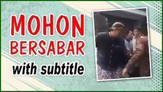 MOHON BERSABAR (OFFICIAL LIRIK)
