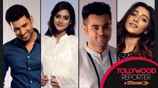 Tollywood Reporter in 120 Seconds | Ankush | Nusrat | Joy | Sayantika | Photo Shoot | 2016