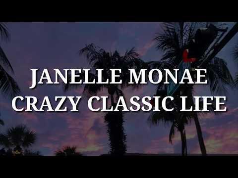 Janelle Monae - Crazy Classic Life (Lyrics)