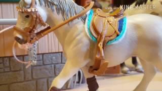[SCHLEICH] Pferde FMA am Stall Springen #33