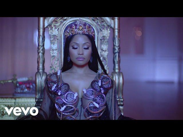 Nicki Minaj, Drake, Lil Wayne - No Frauds