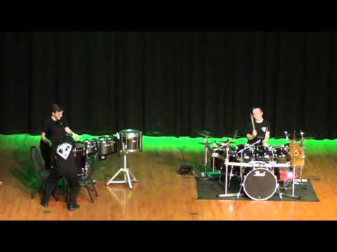 epic drum battle March 13 2016