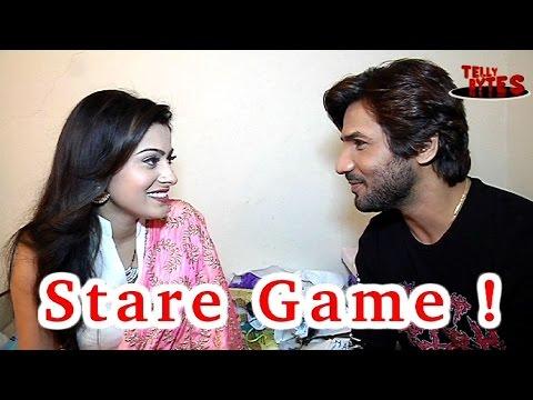 Aparna Dixit and Krip Suri take the Stare Game !