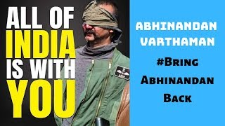 Abhinandan Varthaman IAF Wing Commander In Pakistan Custody - ViDFY India