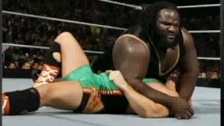 WWE - Mark Henry vs Finlay