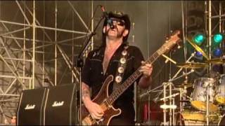 Motorhead-Civil War live at Wacken 2004 HQ