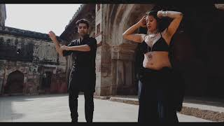 Binte Dil | Padmaavat | Freestyle Choreography | Dance Video Cover | Poppin Ticko & Mohnaa
