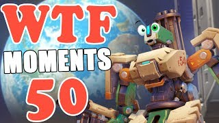 Overwatch WTF Moments Ep.50