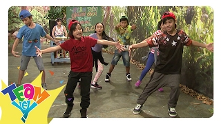 Galaw Go: Hiphop with Adrian | Team Yey