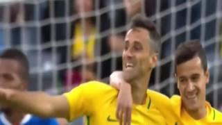 Brazil Vs Panama 1-0 Jonas Goal - Friendly Match 30/05/2016