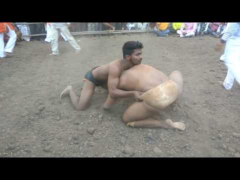 कुस्ती।इंडियन कुस्ती। Indian Wresting Sanaswadi pune