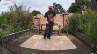 Toprock and Footwork 5 HD