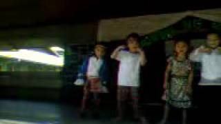 Ako ay may lobo dance song