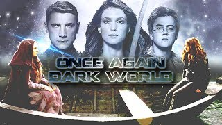 Once Again Dark World 2018 New Dubbed Movie   English Dubbed Action Movies