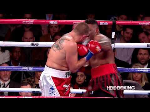 Fight highlights: Jarrell Miller vs. Mariusz Wach (HBO World Championship Boxing)