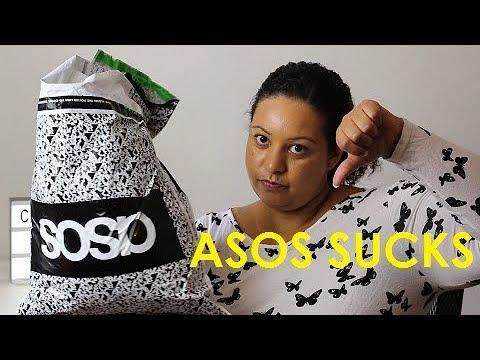 Asos Sucks - Plus Size Fashion Haul Fail    Casual Beauty UK