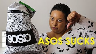 Asos Sucks - Plus Size Fashion Haul Fail  | Casual Beauty UK