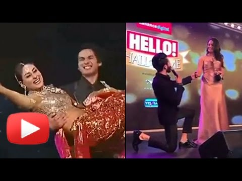 Kareena Kapoor Proposes Shahid Kapoor And Shahid Proposes Mira Rajput | FLASHBACK Video Viral