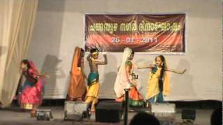 Malaveka  Dance performance