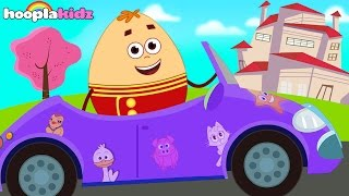 Baby Nursery Rhymes Songs Collection | Humpty Dumpty and More Kids Rhymes | Baby Songs by HooplaKidz