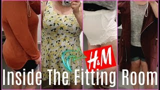 Inside The Fitting Room (PLUS SIZE)   H&M