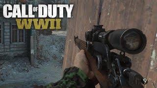 "SNIPER ""PRO"" (Call Of Duty WW2 PC Beta #14)"