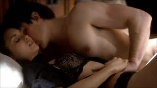 Damon and Elena ALL Sex Scenes together 4x07 4x08