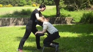 Massage Amma assis en Entreprise