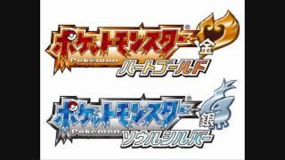 The Intro Music - Pokémon Heart Gold & Soul Silver