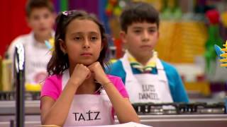 MÁSTER CHEF JUNIOR MÉXICO 2017 Programa 2: 18 Seleccionados