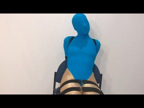 Self Bondage Chair Tie (Advanced)