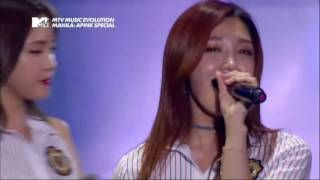 160624 MTV MUSIC EVOLUTION MANILA: APINK SPECIAL