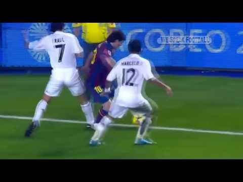 Những Pha Đi Bóng Đỉnh Cao Của ●  Lionel Messi  HD