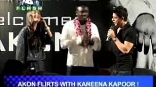 B4U Flash - Akon sings for Kareena Kapoor