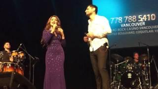 Sadruddin and Ghezal Enayat Live in Toronto Hindi Song