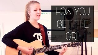 Taylor Swift - How You Get The Girl (cover by Cillan Andersson) TAYLOR WEEK!