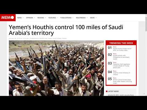 Xxx Mp4 Yemen's Houthis Control HUNDRED MILES Of Saudi Arabia's Territory 3gp Sex