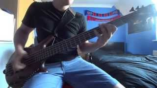 Crush 40 - Escape From The City (Bass Cover)