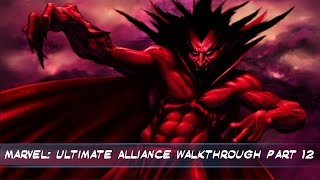 Marvel: Ultimate Alliance PS4 Walkthrough Part  12