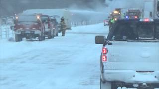 I-94 Pile Up (Drivers Perspective)