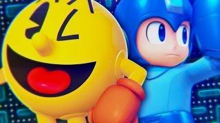 Pac-Man VS. Mega-Man [Batalha de Gigantes] ft. GunnerZ, MyRaps, DK Zoom e Gohan Flow